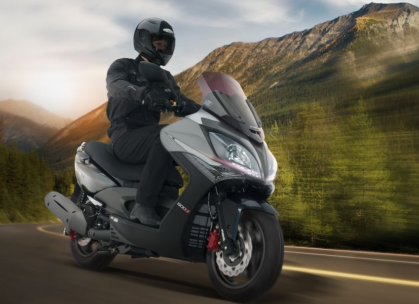 Kymco Xciting 500 iR ABS