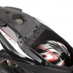 Yamaha Aerox Sonderedition Helmfach